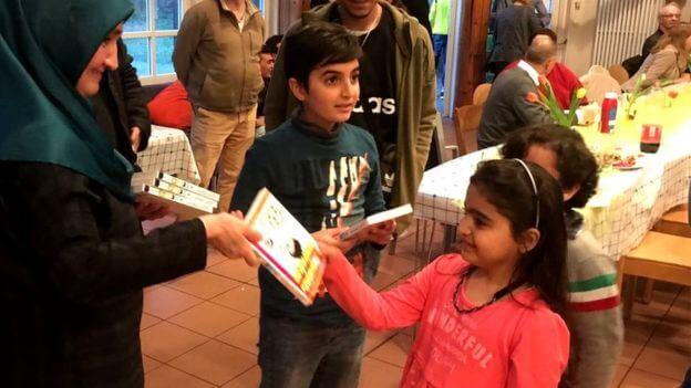 manga captain tsubasa promover sonho de crianças sírias