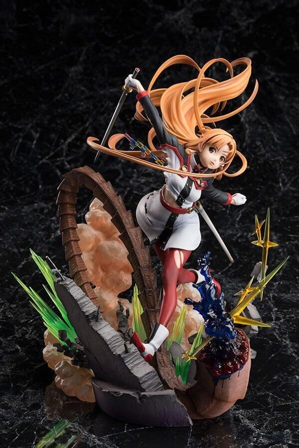 Asuna Sword Art Online - Diorama - pela Aniplex