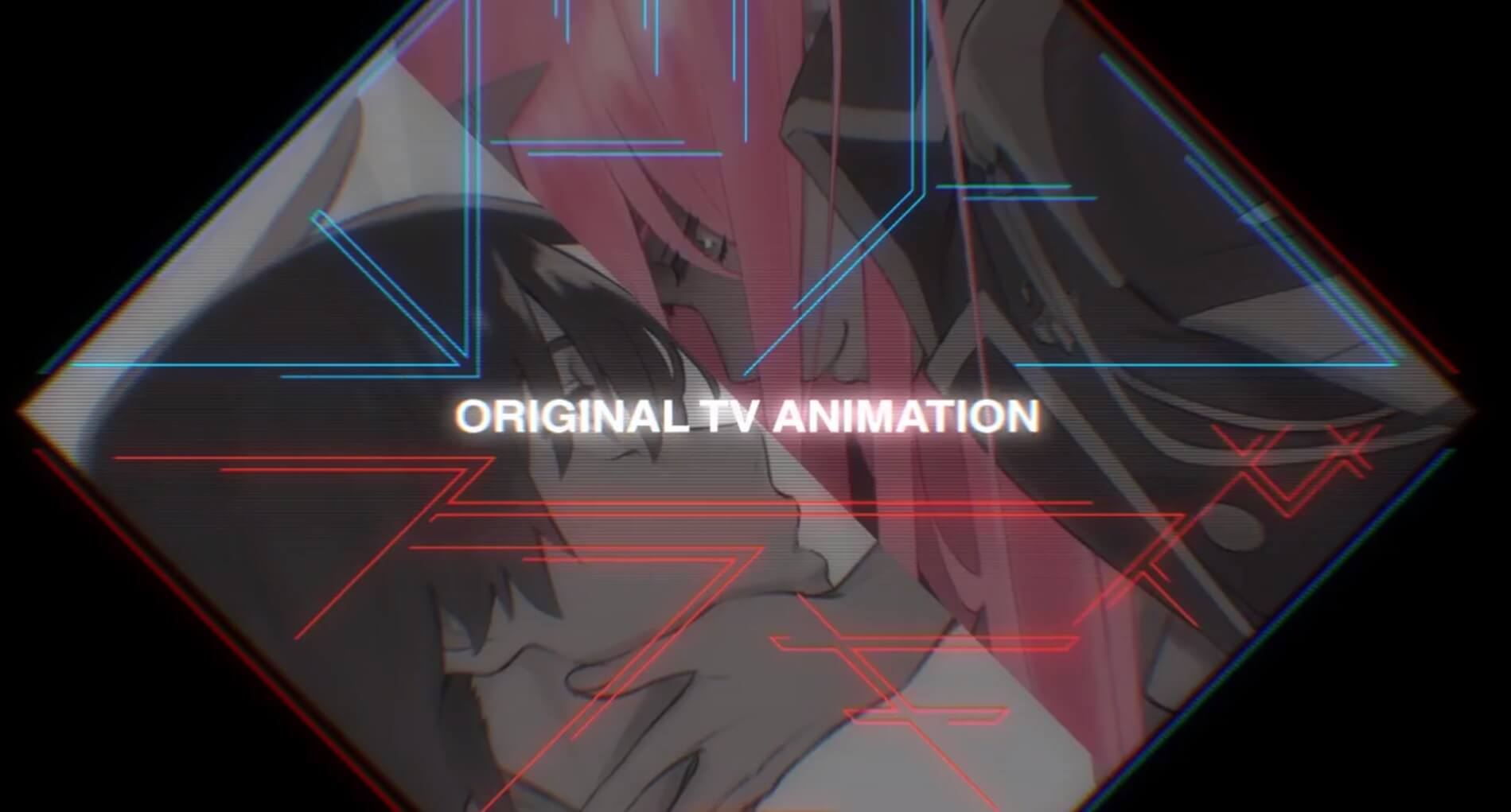DARLING in the FRANKXX - Trailer dos Protagonistas
