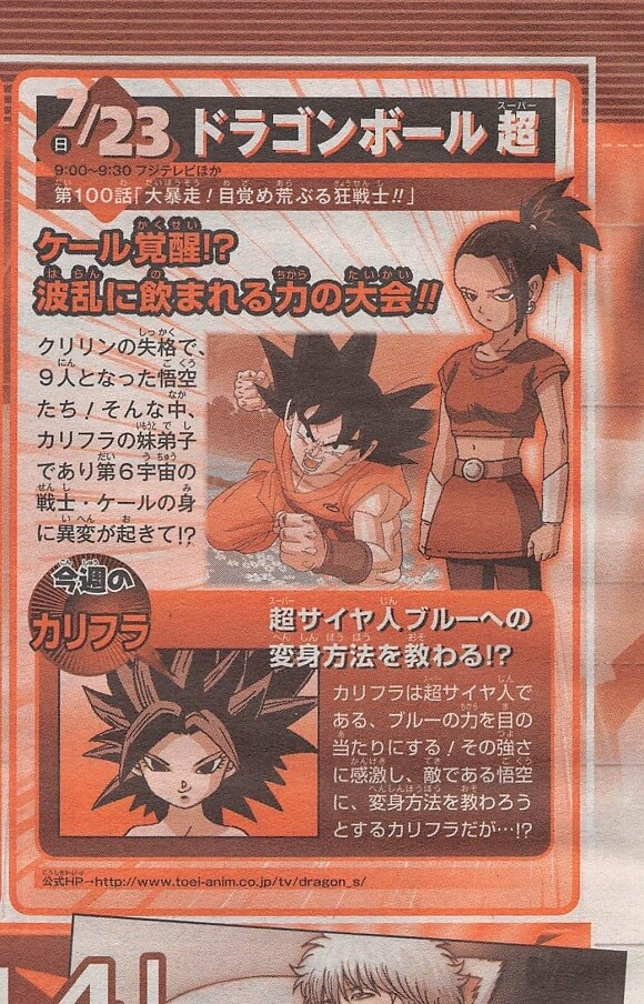 Dragon Ball Super Episódio 100 - Spoilers e Vídeo Preview