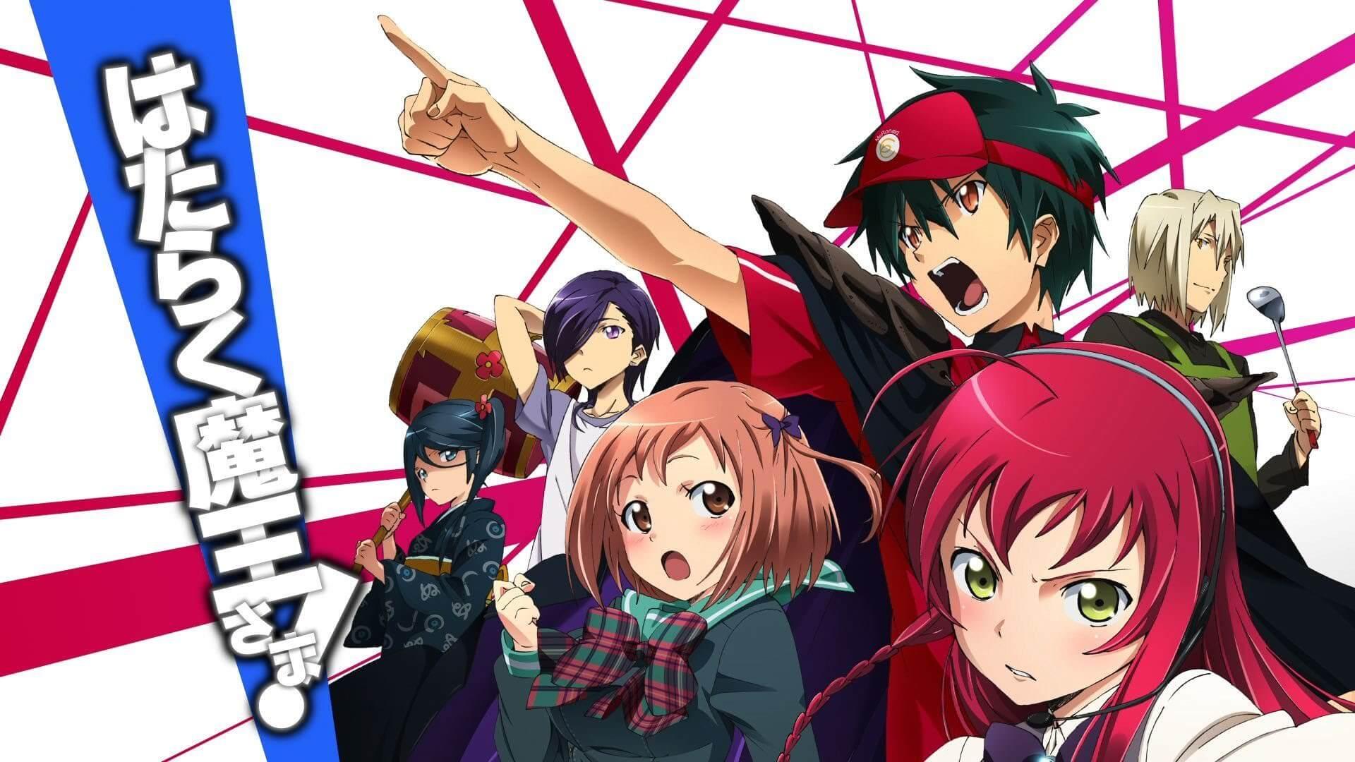 HATARAKU MAOU-SAMA – LIGHT NOVEL ANUNCIA VOLUME FINAL!