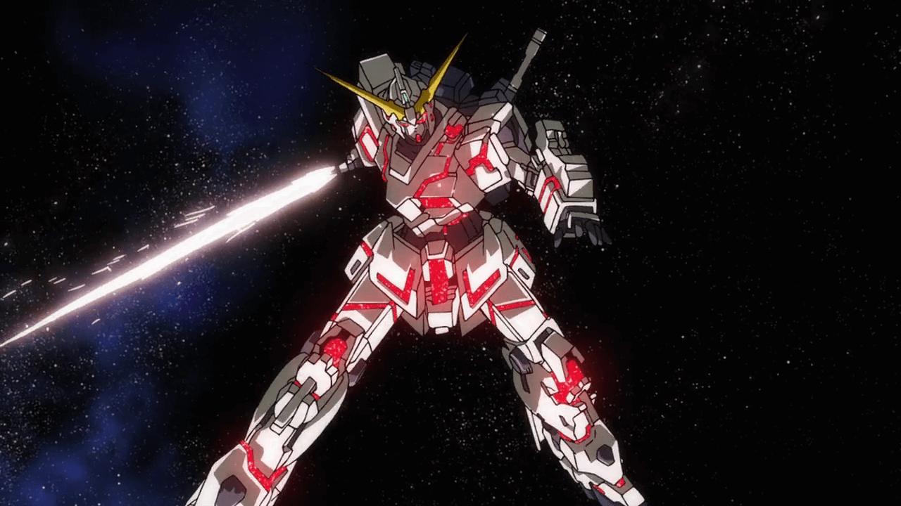Real Grade 1/144 Gundam Unicorn - Lançamento