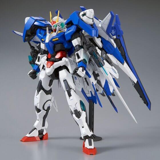 Master Grade 1/100 Gundam 00 XN Raiser – Lançamento