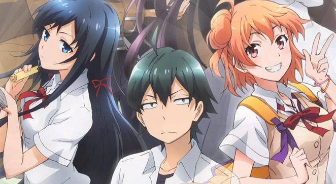 MY TEEN ROMANTIC COMEDY SNAFU – NOVO VIDEOJOGO INCLUI OVA