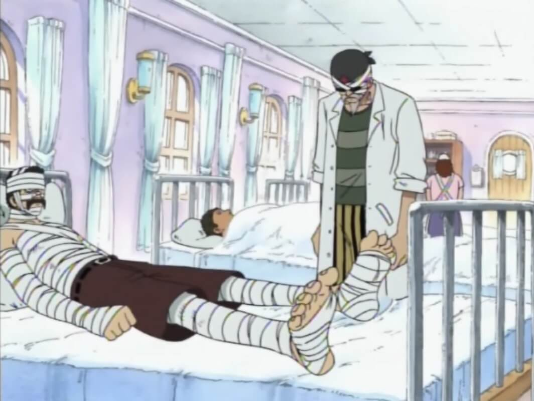 One Piece Parte II | Animes em Imagens