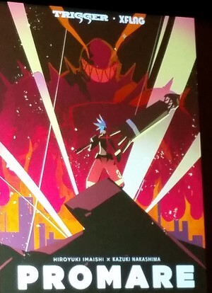 Studio Trigger anuncia TRÊS Novos Títulos Anime