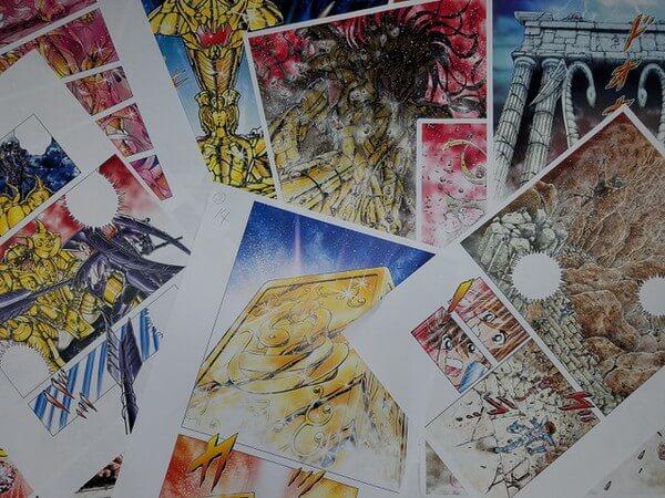 Saint Seiya Next Dimension - Manga Regressa em Setembro