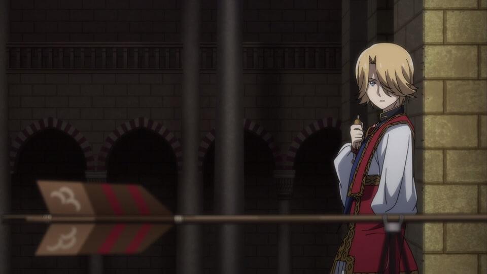 Shoukoku no Altair | Primeiras Impressões
