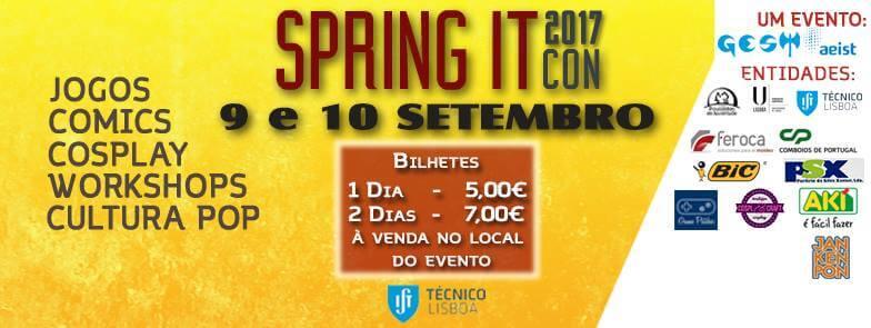 Calendário de Eventos Setembro 2017