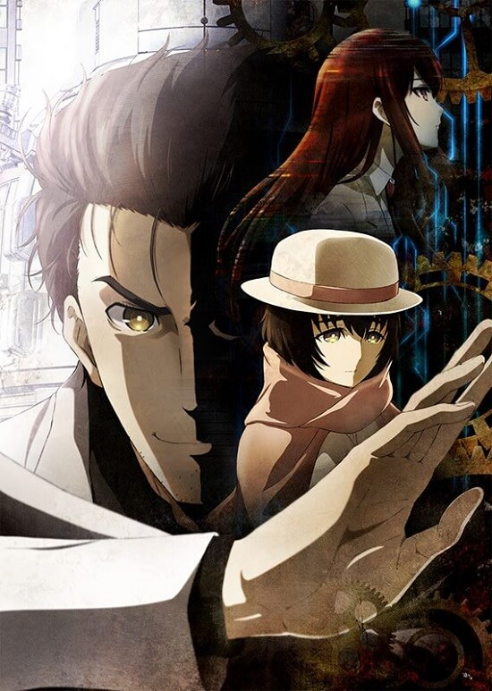 Steins Gate - Projeto World Line inclui Anime Steins Gate 0 | Trailer