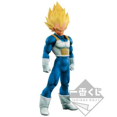 Vegeta SSJ - Super Master Stars Piece - Banpresto