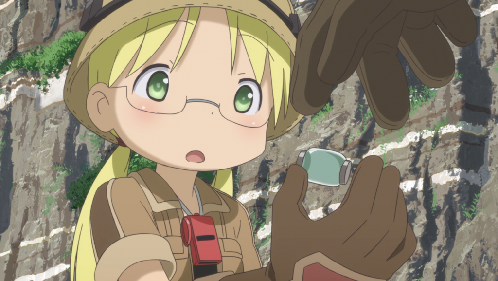 made in Abyss - opinião 4 episódio