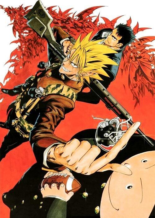 Eyeshield 21 - Autor comenta Rating do Manga nos EUA