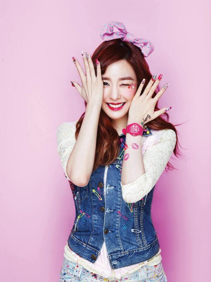 Girls' Generation - Tiffany supostamente deixou Coreia temporariamente