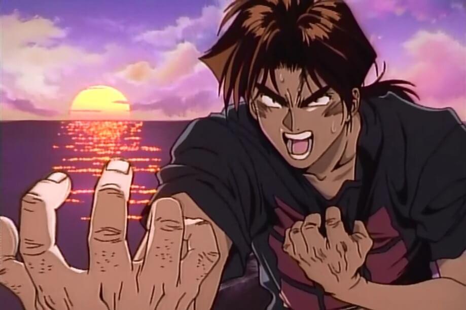Golden Boy - Análise OVA