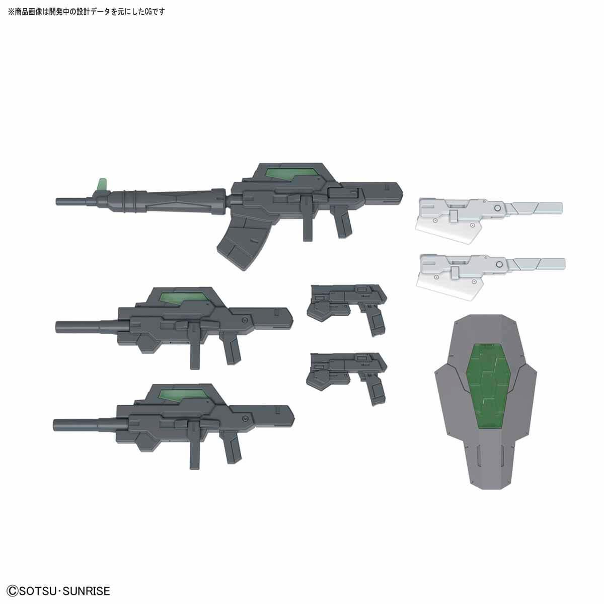 HGBF 1/144 Gundam Cherudim SAGA Type GBF – Anúncio