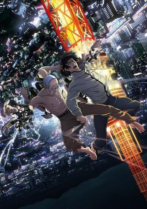 Inuyashiki - Anime revela Novo Poster e Vídeo