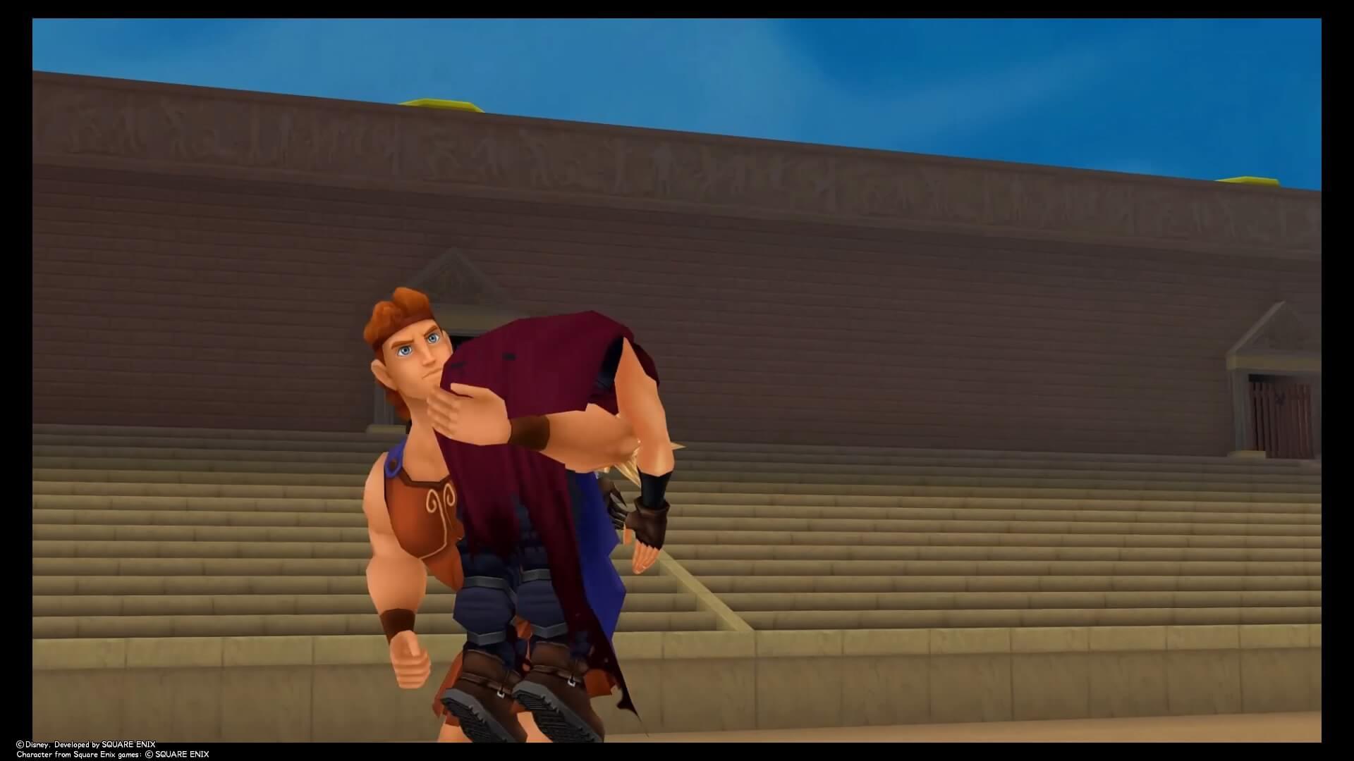 Kingdom Hearts Final Mix - Análise Playstation 4