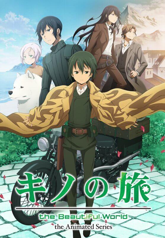 Kino no Tabi - Novo Anime apresenta Vídeo Promocional