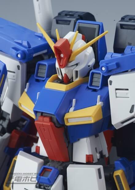 Master Grade 1/100 ZZ Gundam Ver.Ka - Lançamento