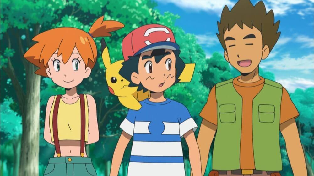 Resultado de imagem para pokemon anime