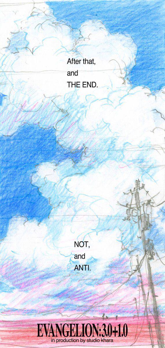 Rebuild of Evangelion 4.0 - Último filme dá Sinais de Vida