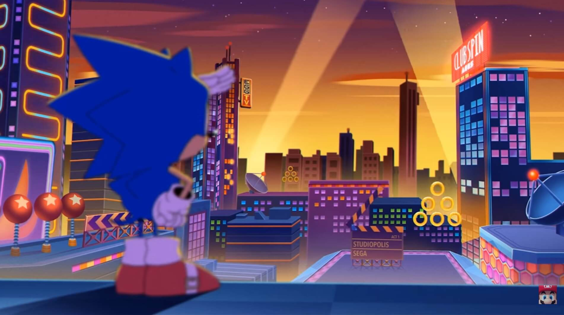 Sonic Mania – Trailer Nintendo Switch