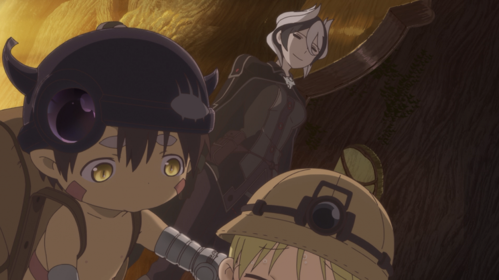 made in abyss - opinião episódio 6 ozen
