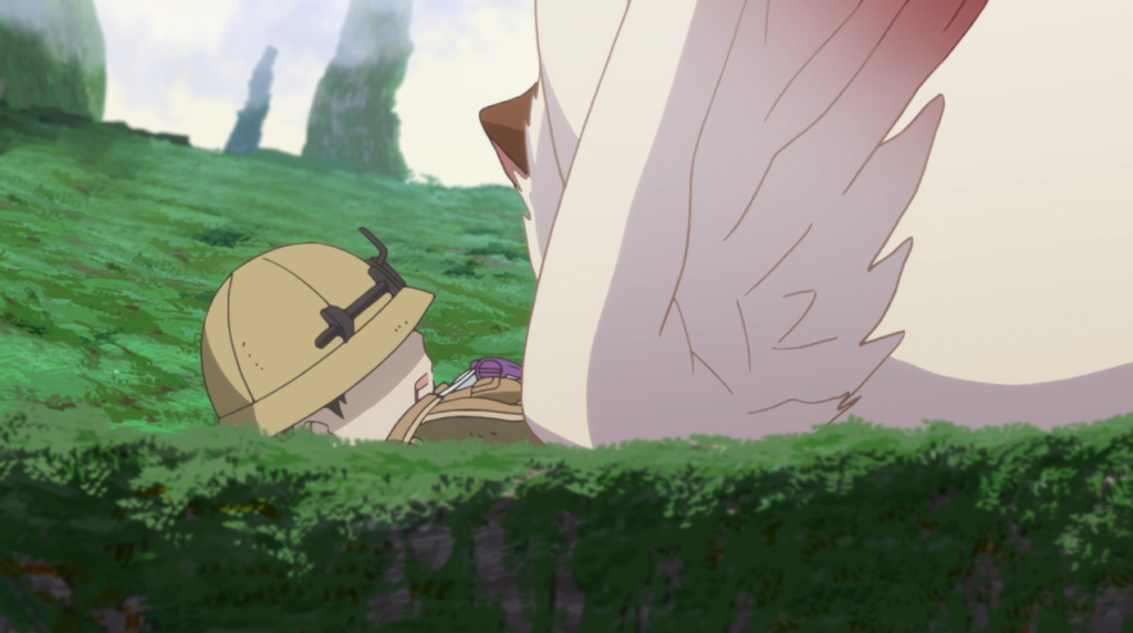 made in abyss - opinião episódio 5