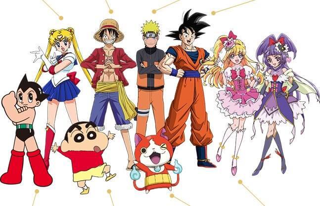 Exibição de Manga nos Jogos Olímpicos Tóquio 2020