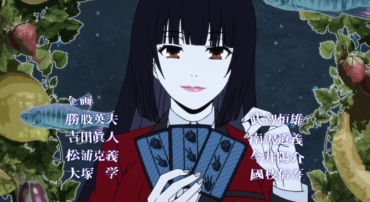 Kakegurui – Anime terá Final Original | SPOILERS