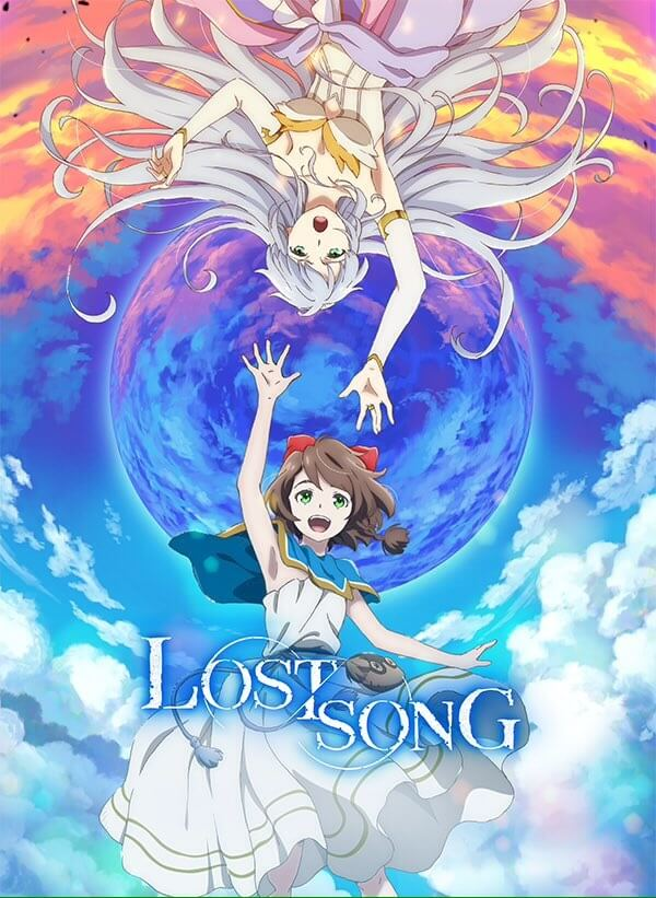 Lost Song - Anime revela Elenco e Opening em Trailer