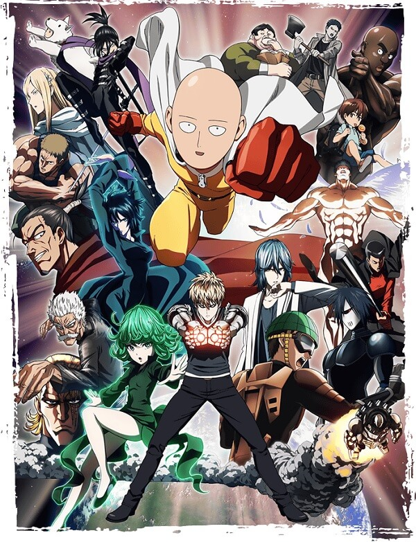 One Punch Man - Madhouse abandona Segunda Temporada