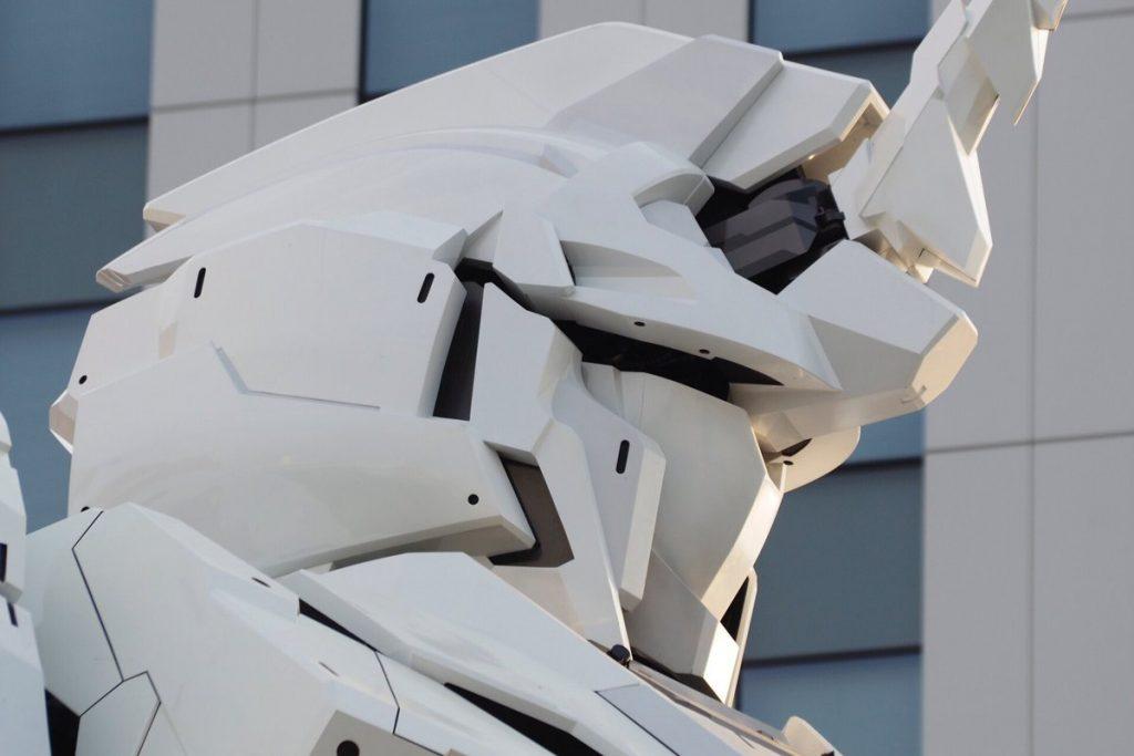 Gundam Unicorn terá Novo Projeto na Primavera