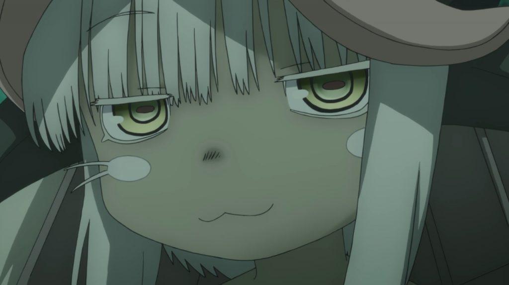 made in abyss - opinião episódio 10 nanachi