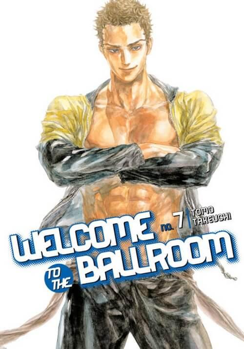 Ballroom e Youkoso - Porque teve o Capítulo 37 Menos Páginas?