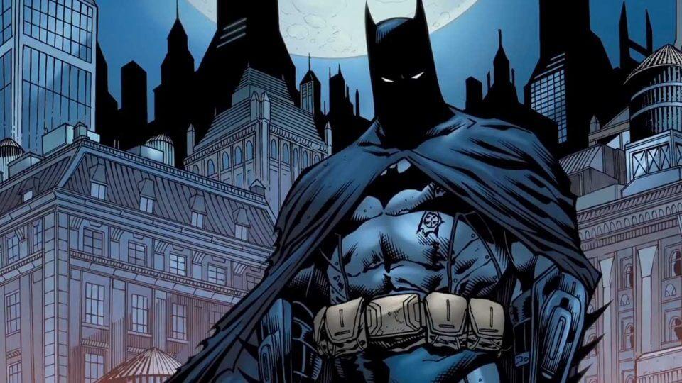 Kamikaze Douga revela filme anime sobre Batman