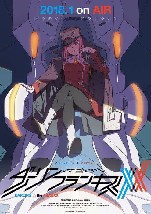 DARLING in the FRANXX - Segundo Vídeo Promocional