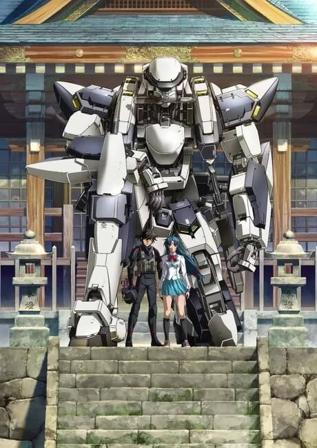 Full Metal Panic Invisible Victory - Novo Trailer e Poster
