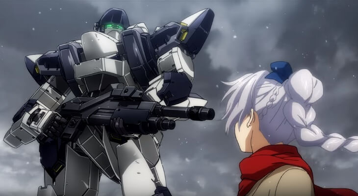 Full Metal Panic Invisible Victory – Novo Trailer e Poster