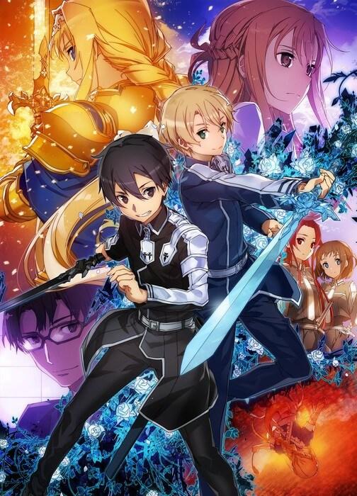 Sword Art Online recebe Terceira Temporada - Alicization Arc | SAO - Reki Kawahara pede Desculpa a Voice Actors