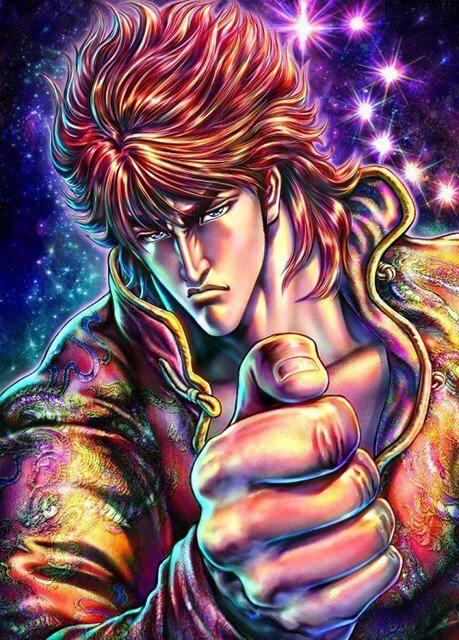 Fist of the Blue Sky - Anime revela Estreia e Poster