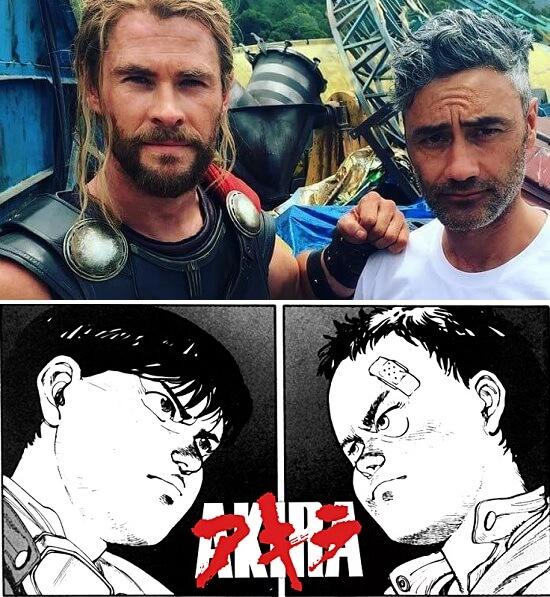 AKIRA - Taika Waititi quer Adaptar Manga com Atores Asiáticos