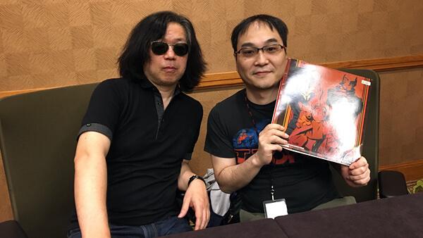 Shinichiro Watanabe e Dai Sato conversam sobre Narrativa e Sigur Rós