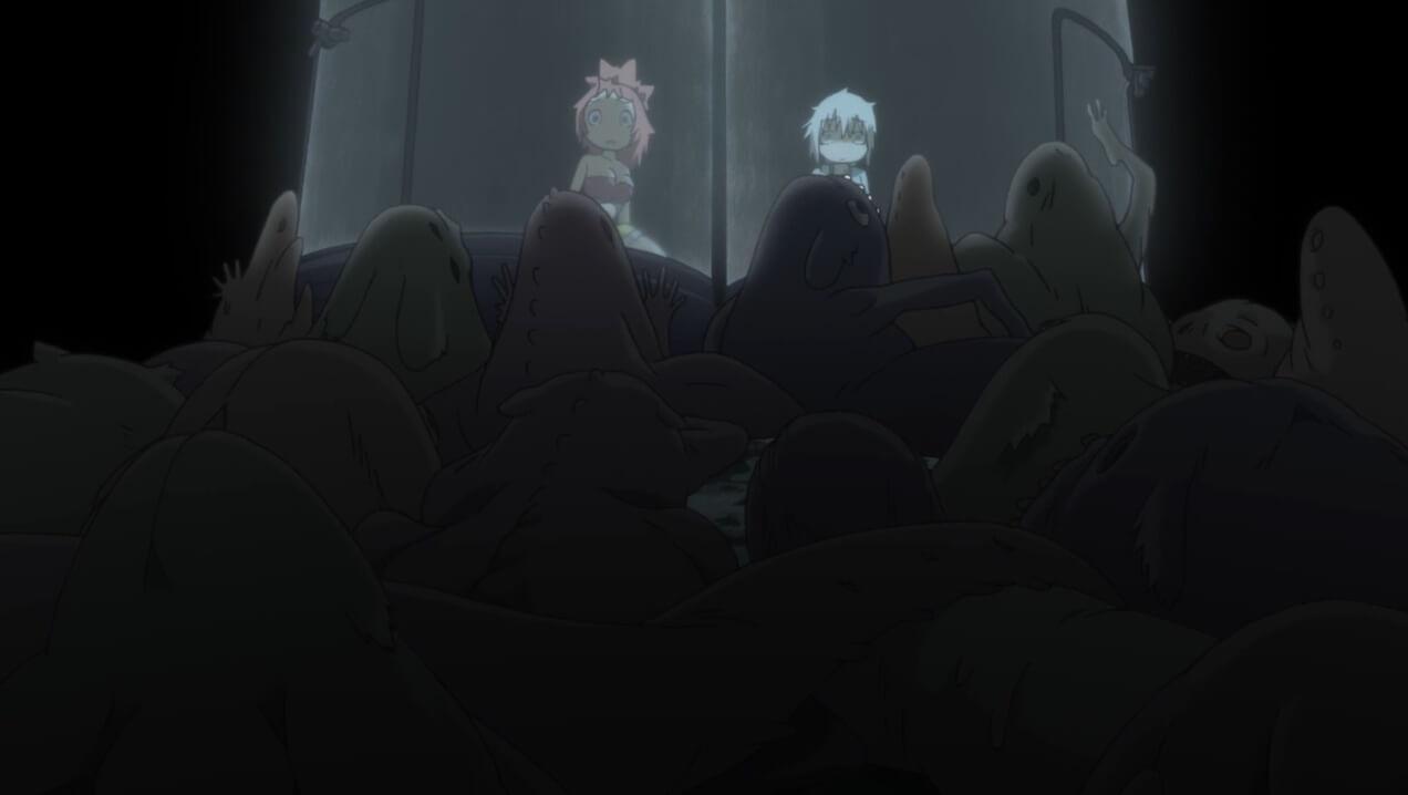 Made in abyss - opinião episódio 13