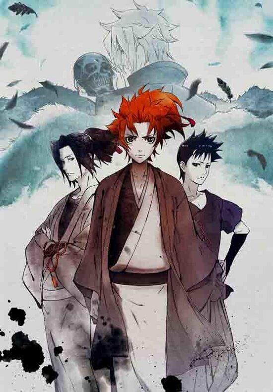 Peace Maker Kurogane confirma Série de 2 Filmes - Teaser
