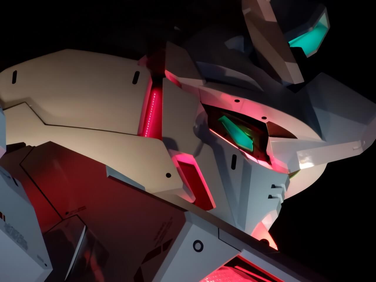 Gundam RX-0 Unicorn 1/1 - E tu? Acreditas em Unicórnios?