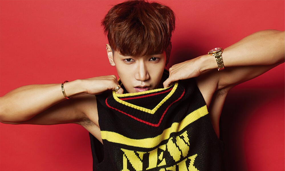 2PM – Jun.K revela imagens do seu Comeback a Solo