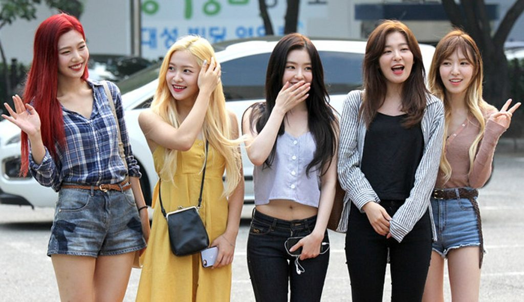 Kpop - Grupos que Regressam em Novembro