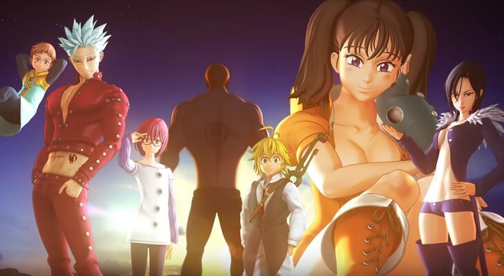 Nanatsu no Taizai: Britannia no Tabibito PS4 – Gameplay Trailer